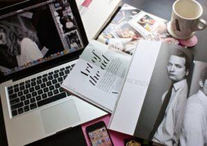 Fashion-Blogger in Dubai