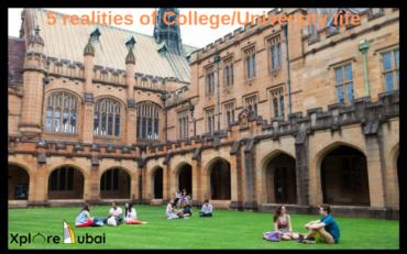 5 Realities of university life