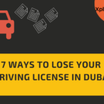 oose traffic license in dubai in 2019