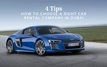 How to choose a car rental company in Dubai,UAE