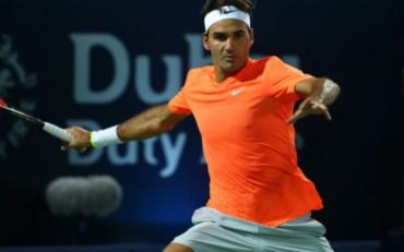 Federrer sports news - Dubai