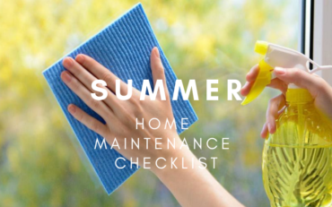 summer home maintenance checklist - XploreDubai