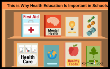 This is why Health Education is important in Schools