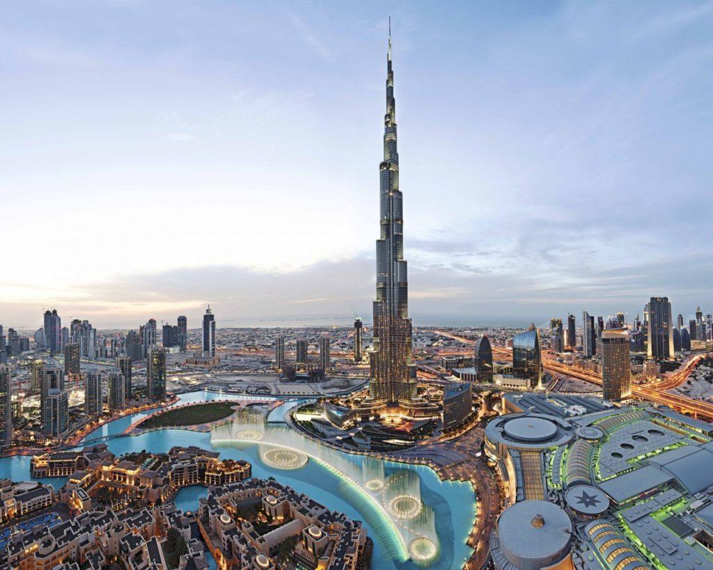 Burj Khalifa - Xplore Dubai