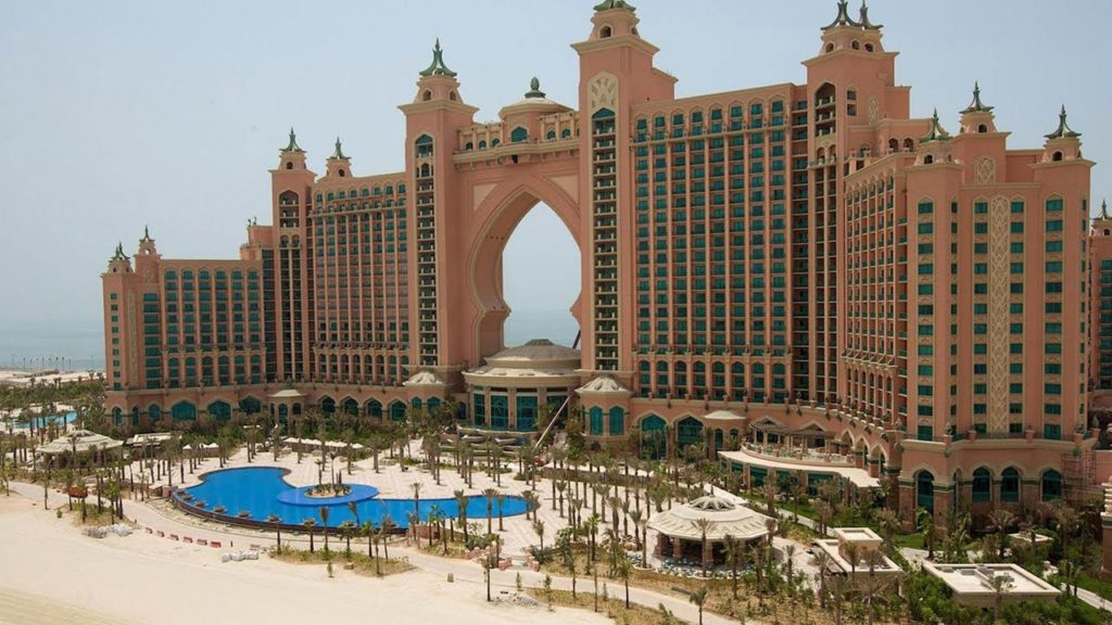 Atlantis Palm Hotel and Resort - Xplore Dubai