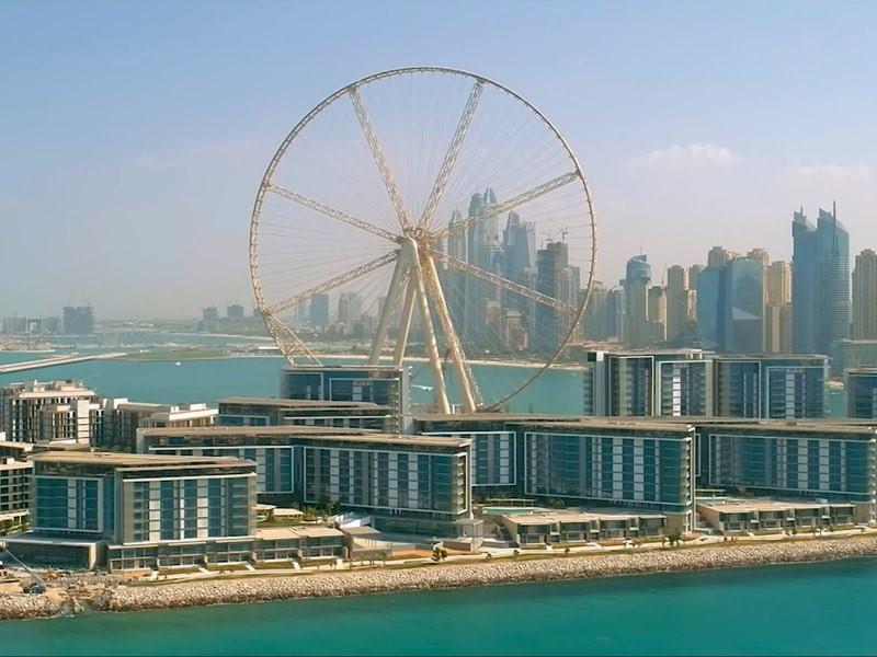 Ain Dubai world's tallest observation wheel