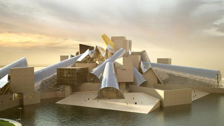 Guggenheim Abu Dhabi museum Islamic and middle-eastern