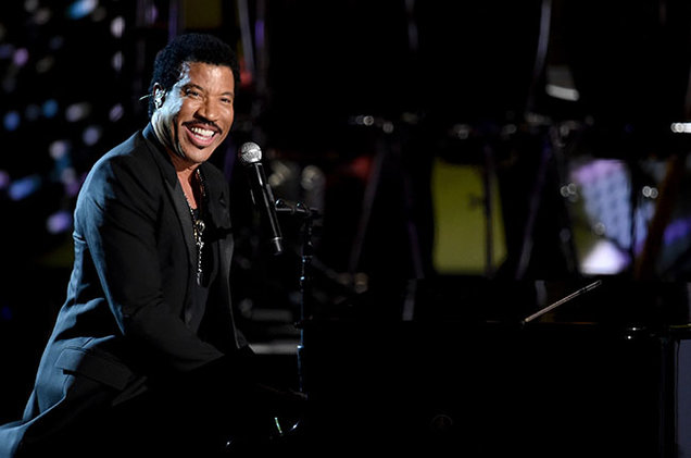 Lionel Richie  Emirates Airline Dubai Jazz Festival 2020