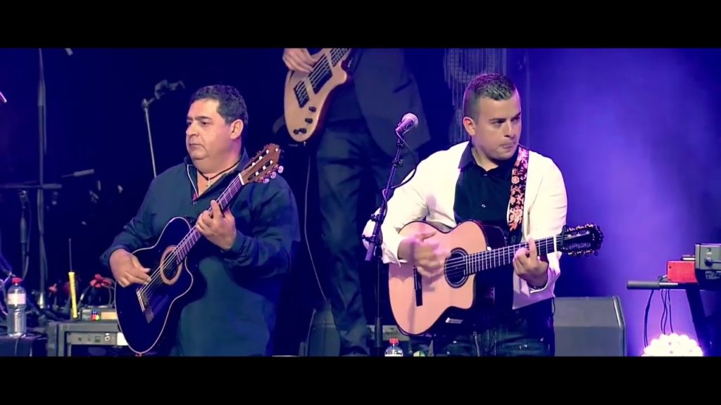 Gipsy Kings tango and salsa