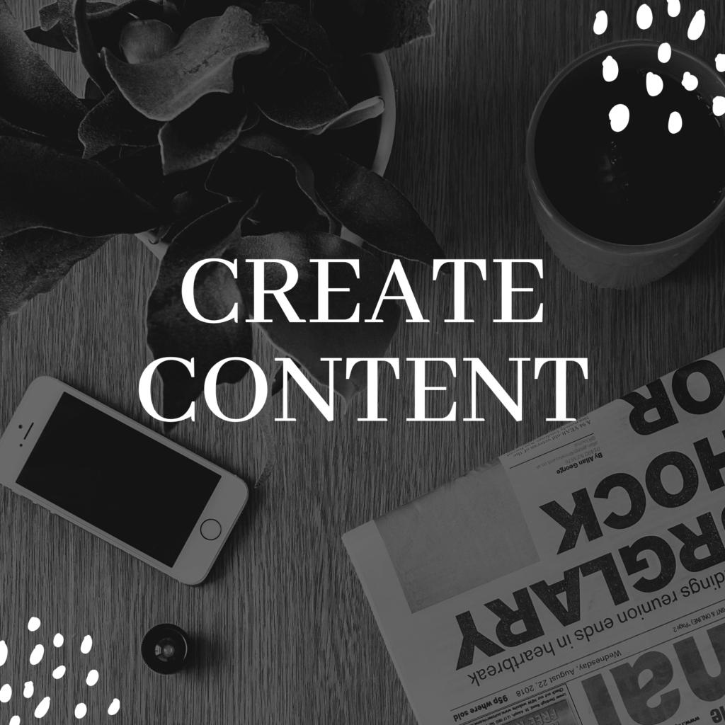 create content - xploredubai