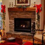 Interior Design Companies Dubai Fireplace