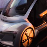 bmw futuristic car
